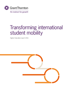 Not for profit tranforming international student mobility