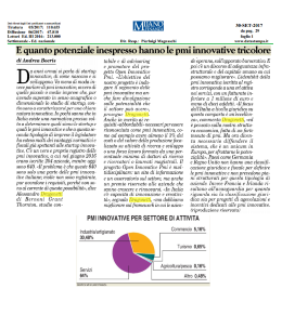 Intervista Dragonetti PMI innovative