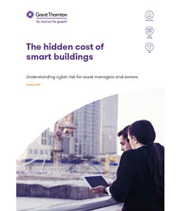 The hidden cost of smart buildings - report cover