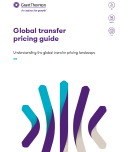 Transfer Pricing guide 2018 - cover