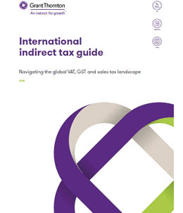 International Indirect Tax Guide