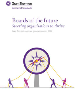 Corporate governance report 2016
