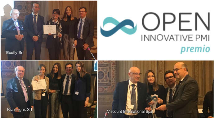 Generic photos of the Open Innovative PMI award