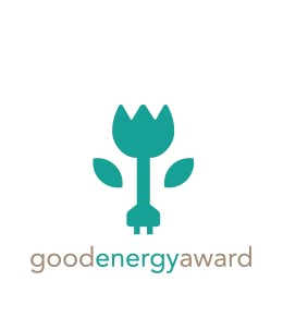 Good Energy Award logo