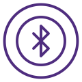 """Bluetooth"" icon"