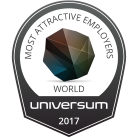 Global Most Attractive Employers 2017 Universum Survey
