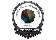 Global Most Attractive Employers 2018 Universum Survey